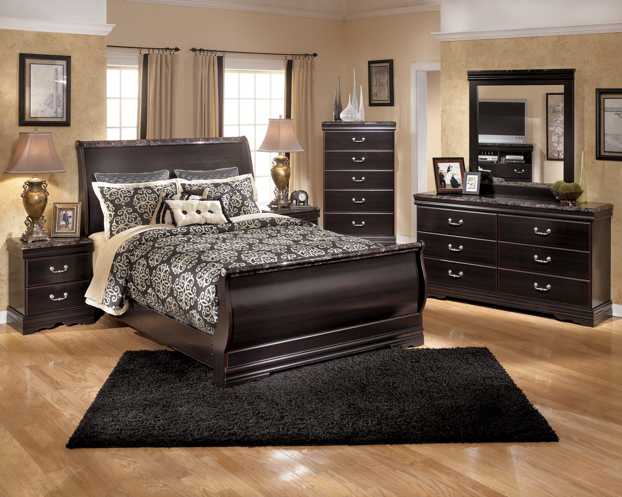 Impressive Bedroom Set Furniture Collection